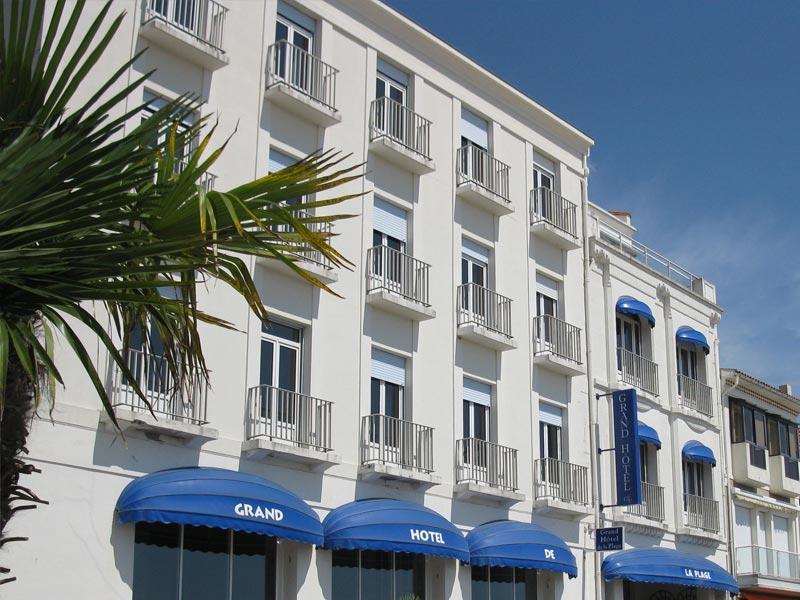 H tels royan en charente maritime site officiel du club for Hotel appart royan